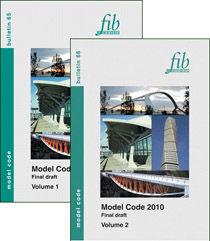 MODEL CODE 2010 - FINAL DRAFT. VOLUME 1 + VOLUME 2. FIB BULLETINS Nº 65 AND 66