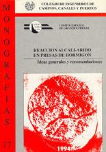 MON-17 REACCION ALCALI-ARIDO EN PRESAS DE HORMIGON