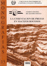 MON-15 LA CIMENTACION DE PRESAS EN MACIZOS ROCOSOS