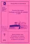 TRACTOR DE ORUGAS (MONOGRAFIA 7). TRABAJOS CON HOJA DE EMPUJE Y RIPER.