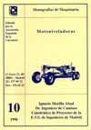 MOTONIVELADORAS (MONOGRAFIA 10)