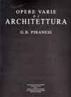 OPERE VARIE DI ARCHITETTURA (GRABADOS. EDICION FACSIMIL)