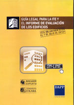 GUIA LEGAL PARA LA ITE Y EL INFORME DE EVALUACION DE LOS EDIFICIOS (CD-ROM)