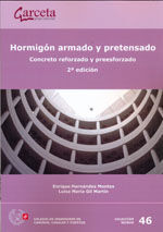 SEI-46 HORMIGON ARMADO Y PRETENSADO. CONCRETO REFORZADO Y PREESFORZADO. 2ª EDICION