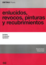 ENLUCIDOS, REVOCOS, PINTURAS Y RECUBRIMIENTOS