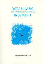 CES-187 VOCABULARIO DE TERMINOS POCO FRECUENTES EN INGENIERIA