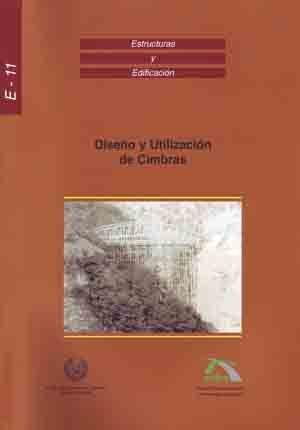 RME-11 DISEÑO Y UTILIZACION DE CIMBRAS