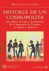 CHI-80 HISTORIA DE UN COSMOPOLITA. JOSE MARIA DE LANZ Y LA FUNDACION DE INGENIERIA DE CAMINOS EN ESPAÑA Y AMERICA