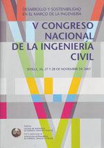 EDE-23 V CONGRESO NACIONAL DE LA INGENIERIA CIVIL