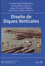 SEI-26 DISEÑO DE DIQUES VERTICALES, 2ª EDICION