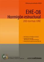 EHE-08 HORMIGON ESTRUCTURAL. 200 NORMAS UNE. EN DVD. CONTIENE LA INSTRUCCION Y LAS 200 NORMAS UNE ASOCIADAS