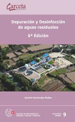 SEI-9 DEPURACION Y DESINFECCION DE AGUAS RESIDUALES. 6ª EDICION REVISADA Y AMPLIADA