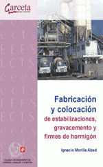 CES-331 FABRICACION Y COLOCACION DE ESTABILIZACIONES GRAVASCEMENTO Y FIRMES DE HORMIGON