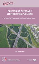 SEI-58 GESTION DE OFERTAS Y LICITACIONES PUBLICAS. LEY 9/2017, DE 8 DE NOVIEMBRE DE CONTRATOS DEL SECTOR PUBLICO