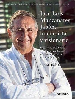 CIE-2 JOSE LUIS MANZANARES JAPON, HUMANISTA Y VISIONARIO