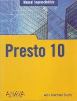 PRESTO 10 (COLECCION MANUAL IMPRESCINDIBLE)