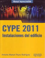 CYPE 2011. INSTALACIONES DEL EDIFICIO