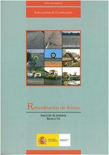 NORMA 6.3 IC - REHABILITACION DE FIRMES. INCLUYE CD-ROM - BOE 12-12-2003