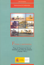 FIRMES Y PAVIMENTOS : PG-3 (INCLUYE CD-ROM)