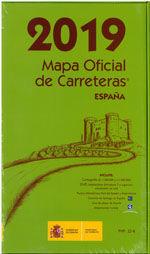 MAPA OFICIAL DE CARRETERAS. ESPAÑA - EDICION 54