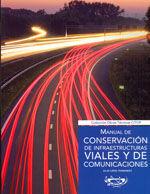 MANUAL DE CONSERVACION DE INFRAESTRUCTURAS VIALES Y DE COMUNICACIONES