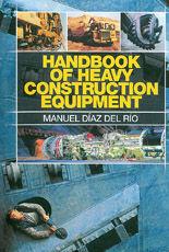 HANDBOOK OF HEAVY CONSTRUCTION EQUIPMENT. INCLUYE DVD