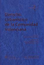 DERECHO URBANISTICO DE LA COMUNIDAD VALENCIANA