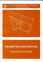 CES-001 GEOMETRIA DESCRIPTIVA. PLANOS ACOTADOS