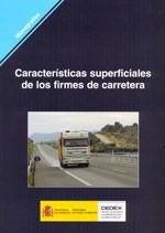 CARACTERISTICAS SUPERFICIALES DE LOS FIRMES DE CARRETERA M-83