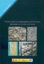ESTUDIO SOBRE LAS PROPIEDADES DEL HORMIGON FABRICADO CON ARIDOS RECICLADOS, M-108