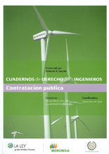 CUADERNOS DE DERECHO PARA INGENIEROS. VOLUMEN 7: CONTRATACION PUBLICA
