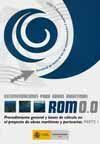 ROM 0.0 , PROCEDIMIENTO GENERAL Y BASES DE CALCULO EN PROYECTO DE OBRAS MARITIMAS Y PORTUARIAS, PARTE 1
