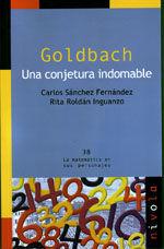 GOLDBACH. UNA CONJETURA INDOMABLE