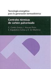 CENTRALES TERMICAS DE CARBON PULVERIZADO