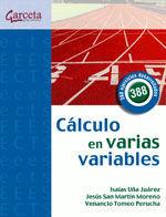 CALCULO EN VARIAS VARIABLES