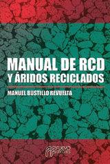 MANUAL DE RCD Y ARIDOS RECICLADOS
