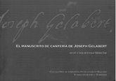 EL MANUSCRITO DE CANTERIA DE JOSEPH GELABERT. TITULADO