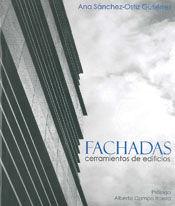 FACHADAS. CERRAMIENTOS DE EDIFICIOS