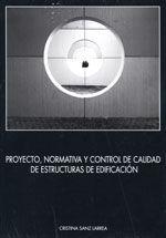 PROYECTO,NORMATIVA Y CONTROL DE CALIDAD DE ESTRUCTURAS DE EDIFICACION.