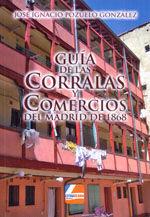 GUIA DE LAS CORRALAS Y COMERCIOS DEL MADRID DE 1868
