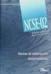 NCSE-02 (TEXTO OFICIAL, BOE 11-10-2002) NORMAS DE CONSTRUCCION SISMORRESISTENTE