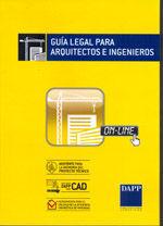 GUIA LEGAL PARA ARQUITECTOS E INGENIEROS 2013 CD-ROM + ON LINE DE 12 MESES ACTUALIZABLE + OBSEQUIO LIBRO CODIGO TECNICO DE LA EDIFICACION Y LIBRO DE LA REFORMA DEL CTE (2 TOMOS)