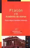 PLATON Y LA ACADEMIA DE ATENAS