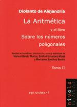 LA ARITMETICA Y EL LIBRO SOBRE LOS NUMEROS POLIGONALES. TOMO II