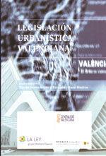 LEGISLACION URBANISTICA VALENCIANA