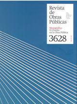 2021 MAYO-JUNIO Nº 3628 REVISTA DE OBRAS PÚBLICAS