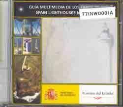 CD-ROM: GUIA MULTIMEDIA DE LOS FAROS DE ESPAÑA/ SPAIN LIGHTHOUSES MULTIMEDIA GUIDE