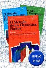 EL METODO DE LOS ELEMENTOS FINITOS, VOLS. 1, 2 Y 3. 6ª EDICION. (PRECIO ESPECIAL POR LA OBRA COMPLETA) VARIOS AUTORES. 2010. 17X24 CM. CIMNE. 2.167 PAGS (LOS TRES TOMOS).
