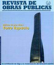 2011 JULIO-AGOSTO Nº 3523 REVISTA DE OBRAS PÚBLICAS