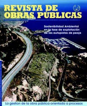 2011 SEPTIEMBRE Nº 3524 REVISTA DE OBRAS PÚBLICAS
